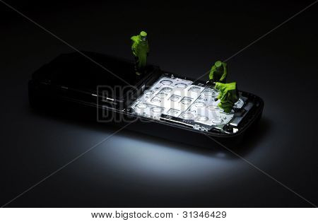 Cell Phone Failure