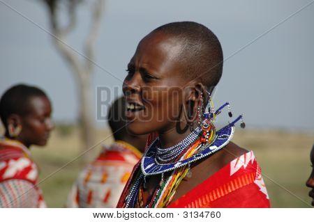 Massai Woman
