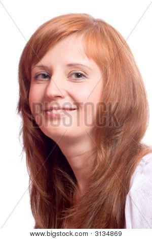 Redhead Woman