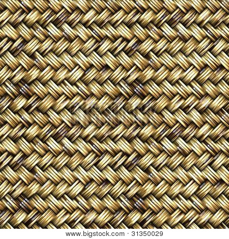 Basket Weave Seamless Pattern