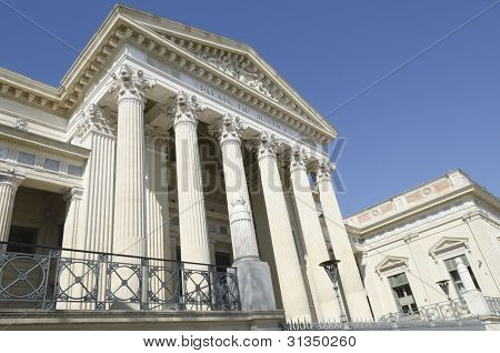 court of Nimes France