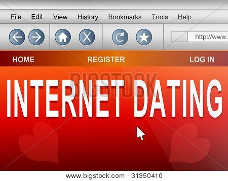 Internet Dating.