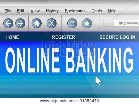 Online Banking.