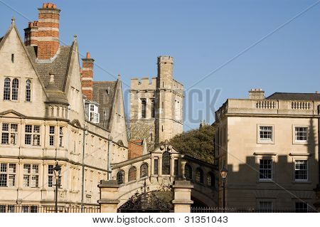 Hertford College, Oxford University