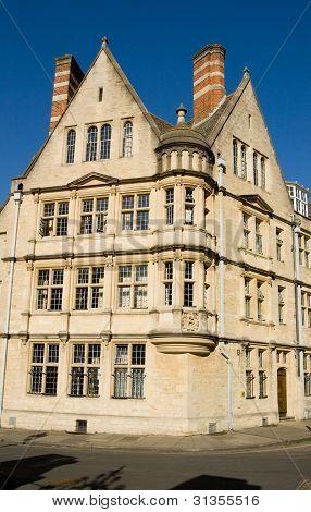 Hertford College, Oxford University