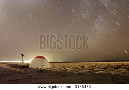 Starry Rain
