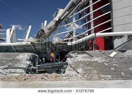 Orlando Amway Arena Demolition (2)