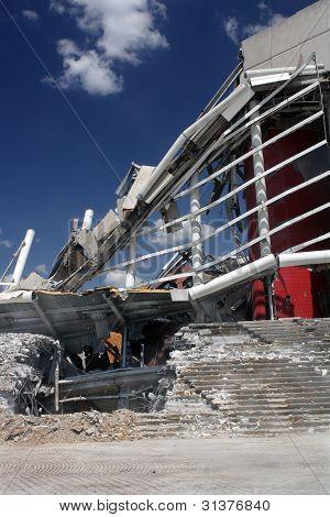 Orlando Amway Arena Demolition (3)