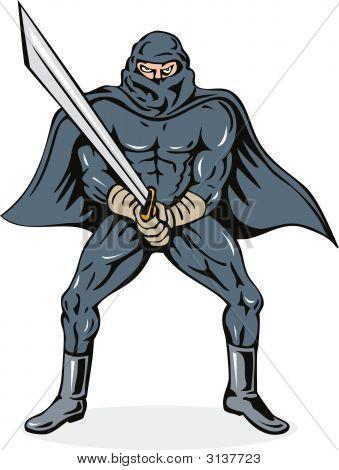 Villain Ninja