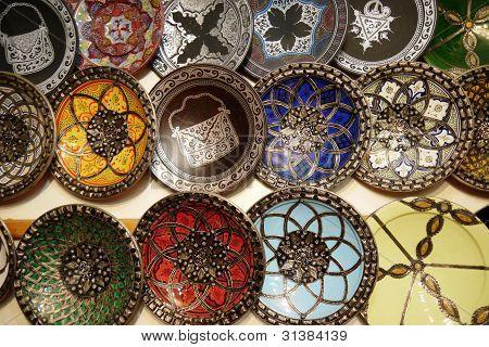 Colorful Ceramic for sale in Morocco