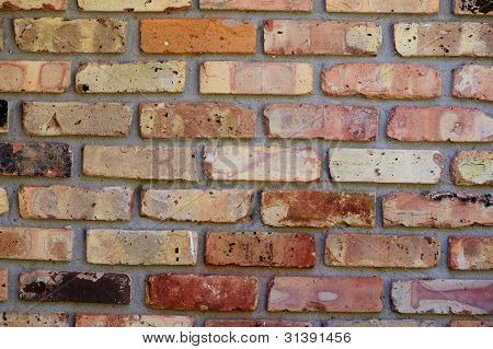 Chicago Brick Wall