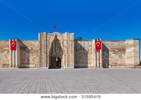 Sultanhani Caravansary At Turkey