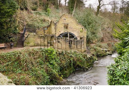 Jesmond Dene Old Mill