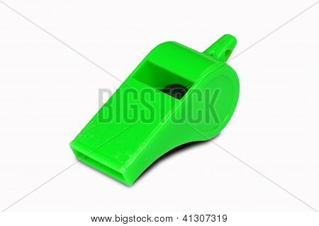 Green Whistle