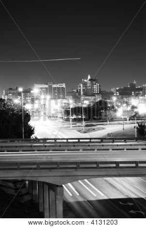 Birmingham Black And White