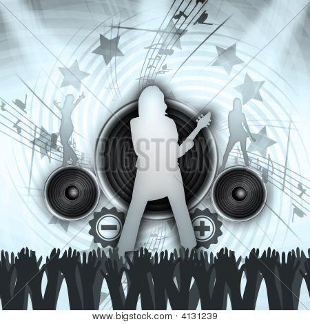 Grunge Concert