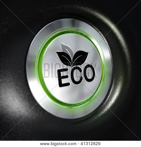 Eco Mode Button, Energy Saving