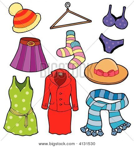 Woman Clothes Collection