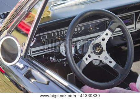 1966 Ford Fairlane Interior