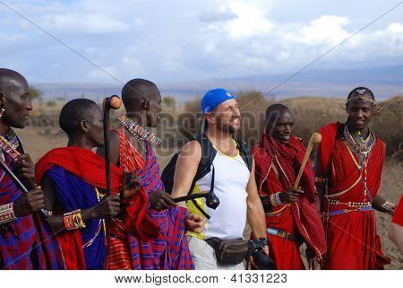 Masai Stamm