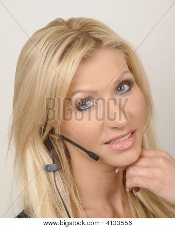 Listenting On Headset