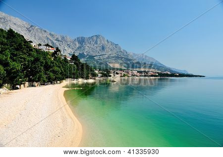 Brela - Beach