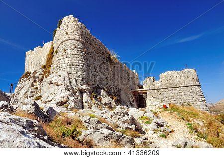 Fortica - Fortres near Omis, Croatia - DSC_5112