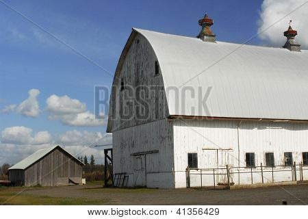 Big Barn, Little Barn