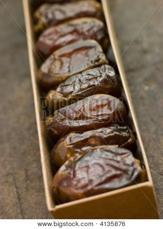 Box Of Dried Dates