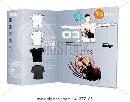 T-shirts catalogue