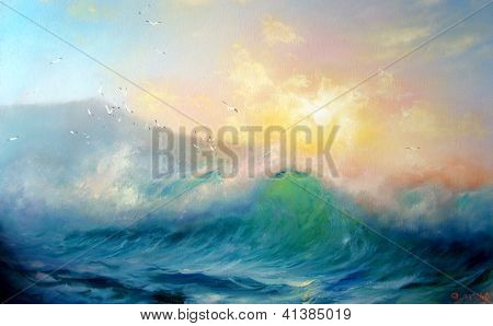 Seascape Surf
