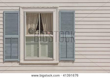 New England window