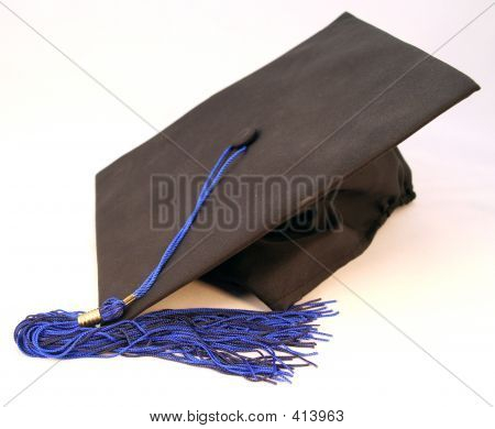 Graduation Gown Cap 3