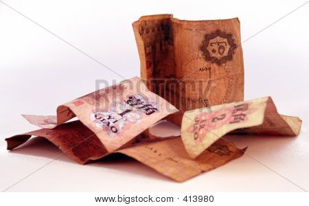 Chinese Currency Or Money 1
