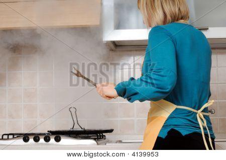 Burnt Dinner