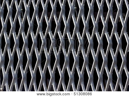 Backgrounds Collection - Texture Steel Grating