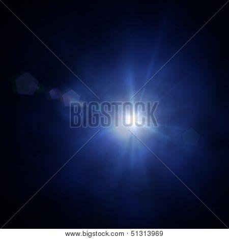 Spotlight Single Beam