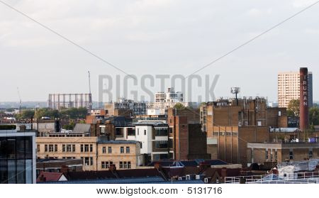 Bethnal Green And Brick Lane