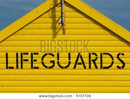 Old Lifeguards Shed