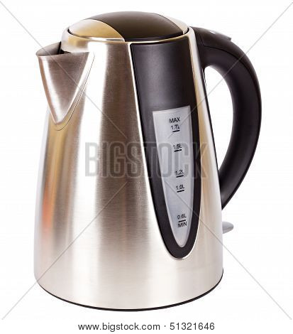 Metal Electrical Teakettle