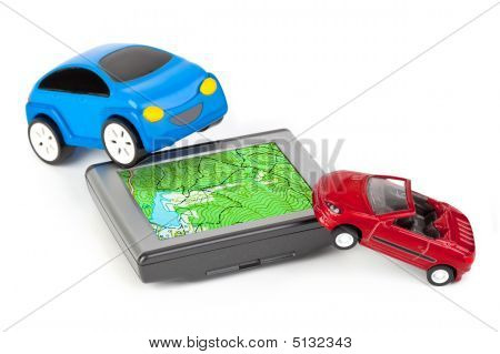 Gps And Toy Cars