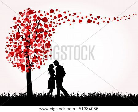 Man, Woman and Love tree
