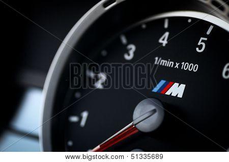 Bmw M3 Tachometer