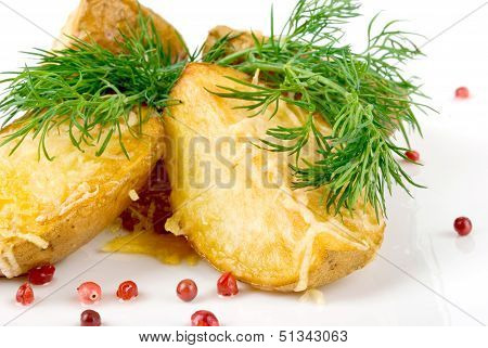 Potato With Fennel