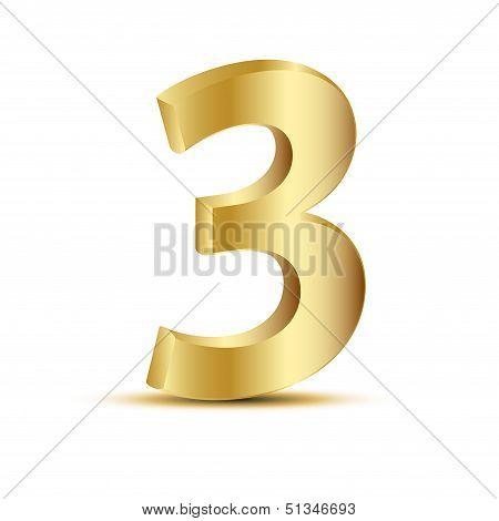 3D Golden three