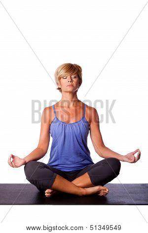 Meditation Yoga To Align Chakra