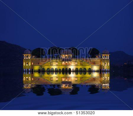 Water Palace - Jal Mahal Rajasthan, Jaipur, India