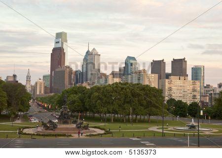 Busy Philadelphia
