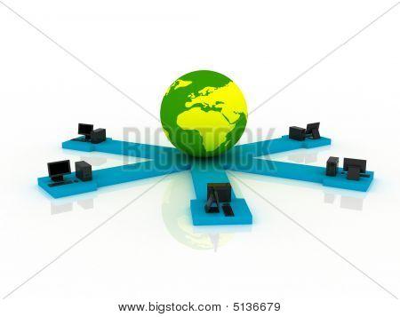 Computers Near Earth
