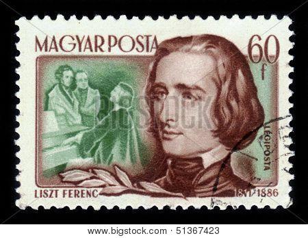 Franz Liszt, Hungarian Composer